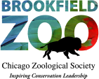 Brookfield Zoo logo with link to website
